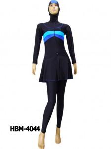 Baju renang muslimah dewasa HBM-4044