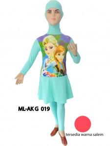 Baju Renang anak TK ML-AK G 019