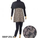 Baju Renang Muslimah SBDP 251B