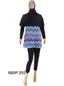 Baju Renang Muslimah SBDP 252