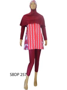 Baju Renang Muslimah SBDP 257