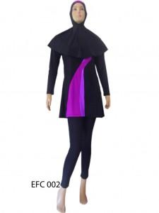 Baju Renang Muslimah EFC-002