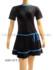 Baju Renang Semi Cover Dewasa HDR-1117 J