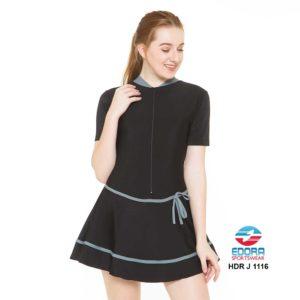Baju Renang Semi Cover Dewasa HDR-1116 J