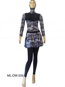 Baju renang muslimah dewasa ML-DW 056