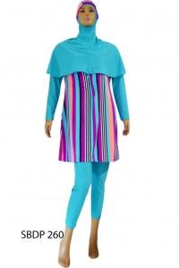 Baju Renang Muslimah SBDP 260