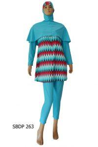 Baju Renang Muslimah SBDP 263