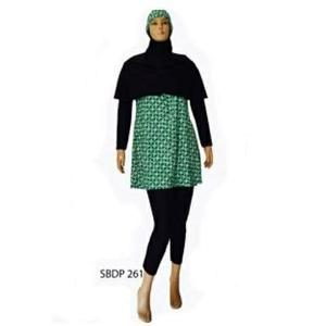 Baju Renang Muslimah SBDP 261
