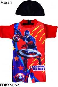 Baju renang diving bayi karakter EDBY-9052