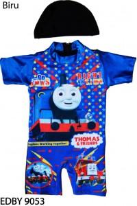Baju renang diving bayi karakter EDBY-9053