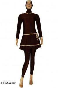 Baju renang muslimah dewasa HBM-4048