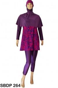 Baju Renang Muslimah SBDP 264