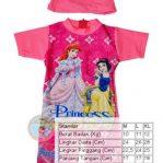 Baju renang diving bayi karakter EDBY-9054
