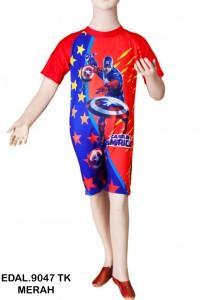Busana renang anak diving karakter EDAL-9047 TK