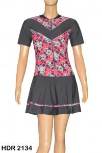 Baju Renang Semi Cover Dewasa HDR-2134