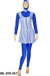 Baju renang muslimah dewasa ML-DW 67