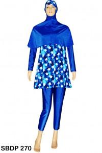 Baju Renang Muslimah SBDP 270