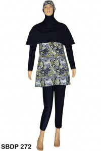 Baju Renang Muslimah SBDP 272