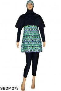 Baju Renang Muslimah SBDP 273