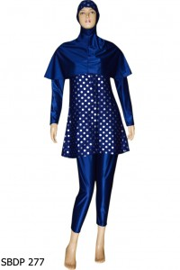 Baju Renang Muslimah SBDP 277