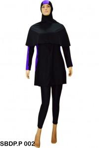 Baju Renang Muslimah SBDP.P 002