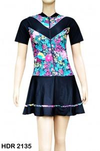 Baju Renang Semi Cover Dewasa HDR-2135