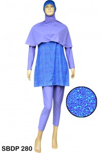 Baju Renang Muslimah SBDP 280