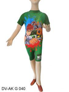 Baju renang anak karakter DV-AK G 040