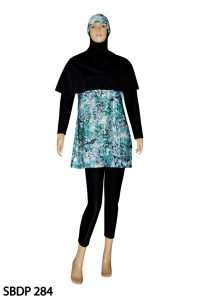Baju Renang Muslimah SBDP 284