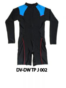Baju renang diving DV-DW TP  J 002