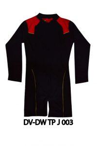 Baju renang diving DV-DW TP J 003