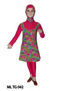 Baju renang anak muslimah ML-TG 042
