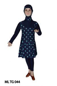 Baju renang anak muslimah ML-TG 044