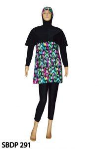 Baju Renang Muslimah SBDP 291