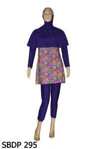 Baju Renang Muslimah SBDP 295
