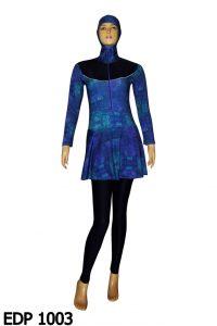 Baju renang muslimah EDP-1003