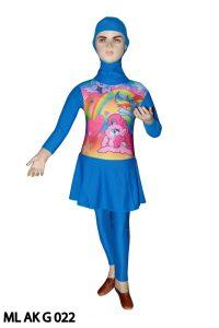 Baju Renang anak TK ML-AK G 022