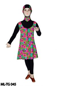 Baju renang anak muslimah ML-TG 045