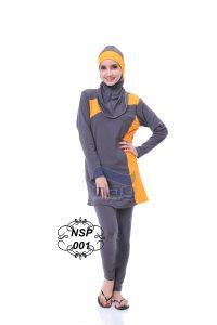 Baju Renang Muslimah NSP 001