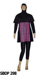 Baju Renang Muslimah SBDP 298