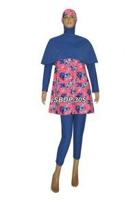 Baju Renang Muslimah SBDP 305