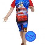 Baju renang anak karakter DV-AK G 038