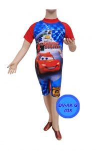 Pakaian renang anak diving karakter DV-AK G 038