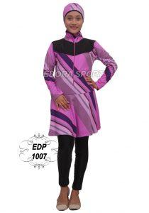 Baju renang muslimah EDP-1007