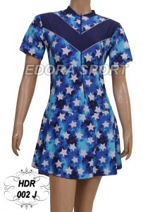 Baju Renang Semi Cover Dewasa HDR-002 J