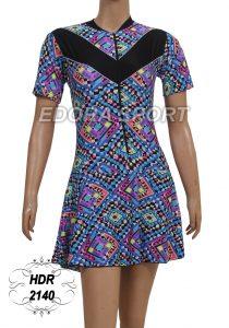 Baju Renang Semi Cover Dewasa HDR-2140