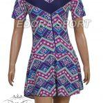 Baju Renang Semi Cover Dewasa HDR-2141