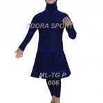 Baju renang anak muslimah ML-TG P 006