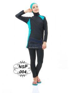 Baju Renang Muslimah NSP 004