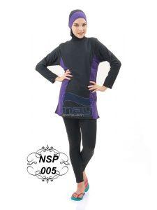 Baju Renang Muslimah NSP 005